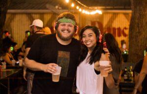 Beer Garden Silent Disco w/ Schofferhofer and Radeberger @ Bohemian Hall & Beer Garden | New York | United States