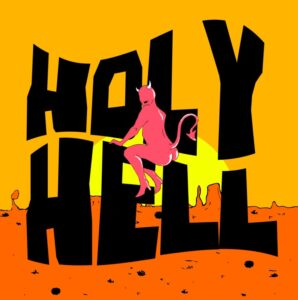 HOLY HELL @ Flux Factory | New York | United States