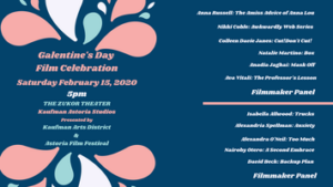 Galentines' Day Film Festival @ The Zukor Theater @ The Zukor Theater | New York | United States