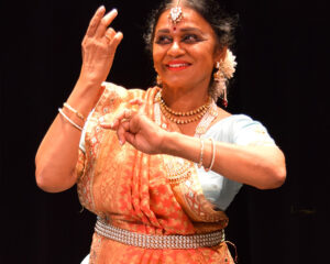 Virtual Dance Camp Week 2: Traditional Indian Dance with Abha Roy Teens and Adults Group @ Flushing Town Hall at Home